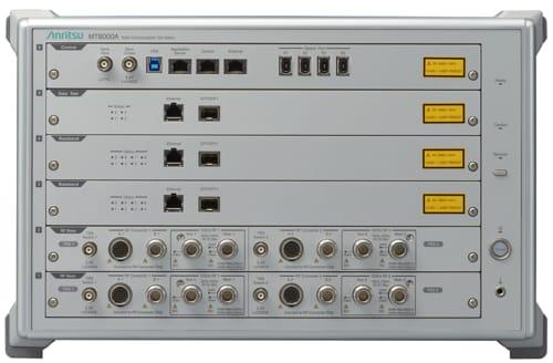 Suites de pruebas RF non-signaling para estaciones base 5G