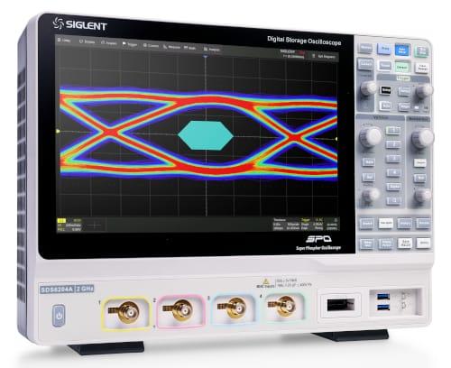 SDS6000A Osciloscopios de hasta 2 GHz para laboratorio